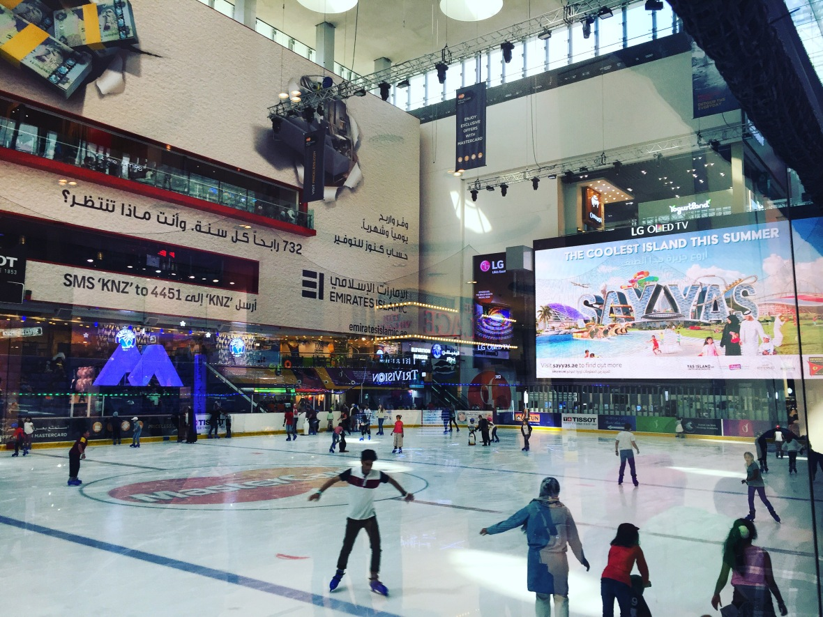 dubai-ice-skating