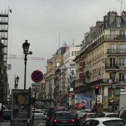 Parisian Persuasion…Paris Revisited