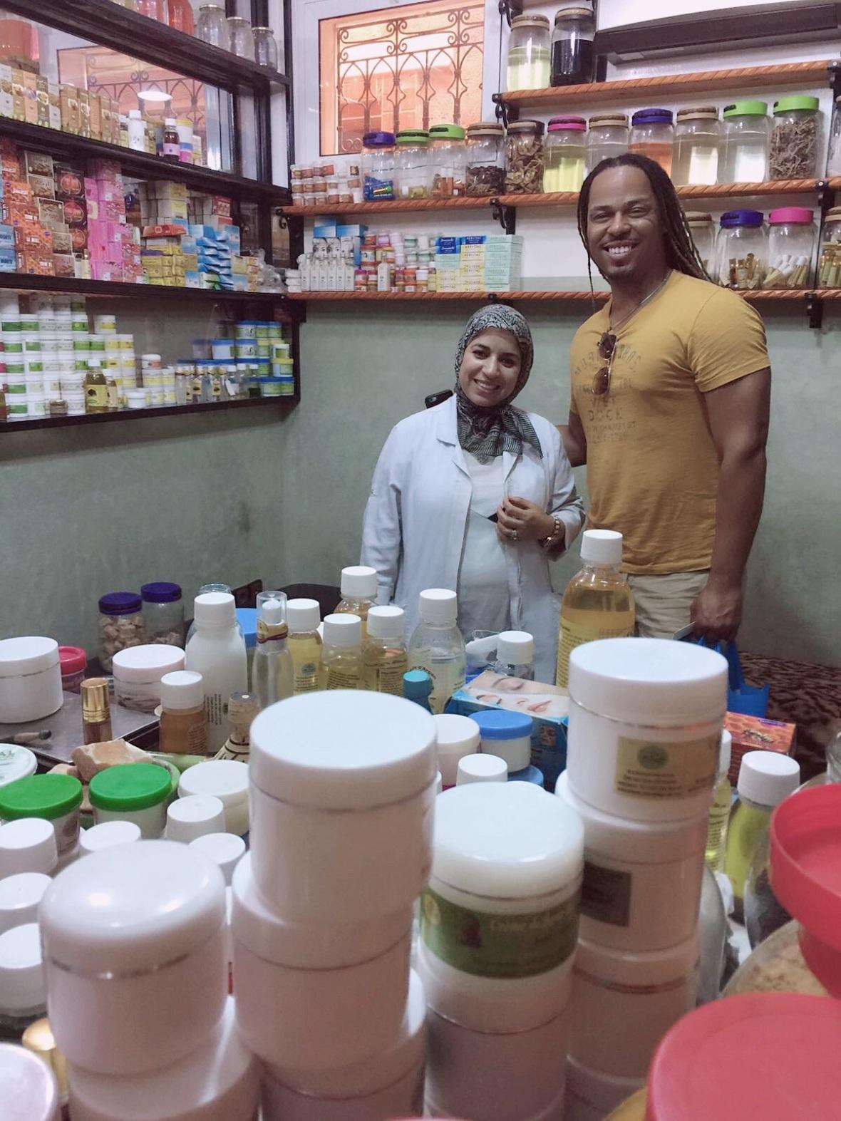 Morocco Herbal