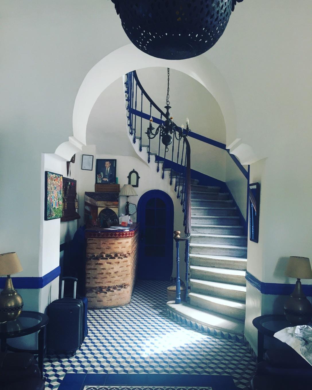 Hotel in Casablana