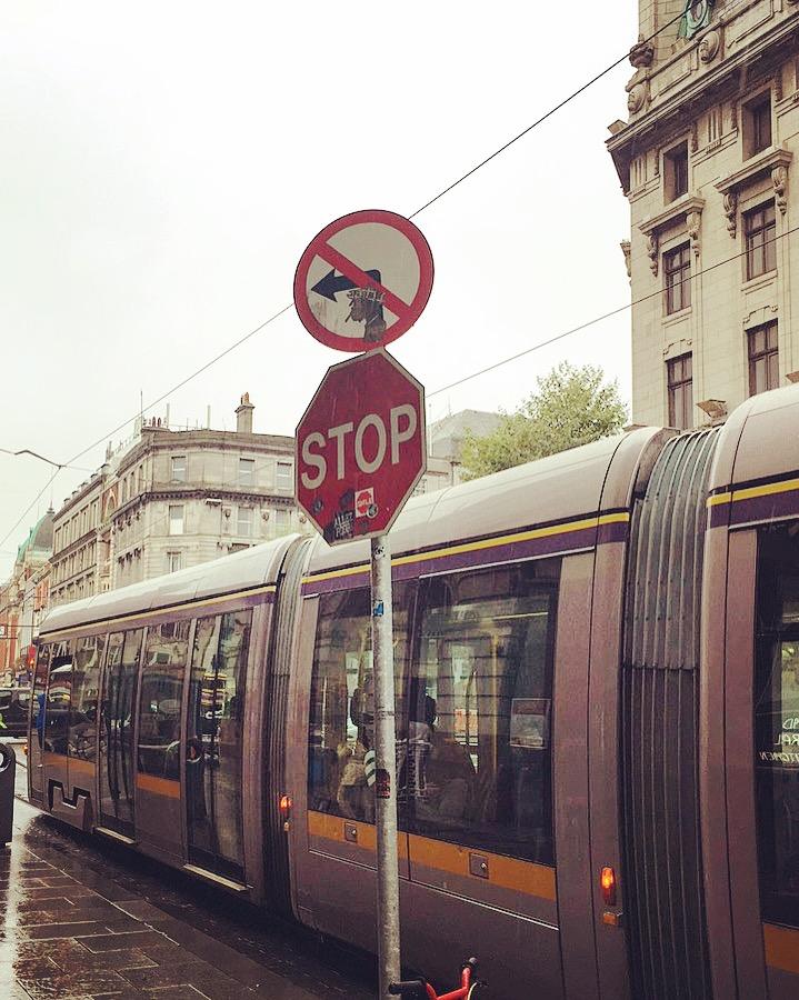 Dublin Train