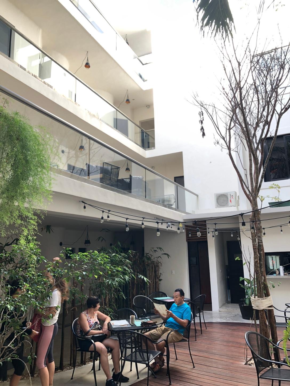 Aruma Courtyard