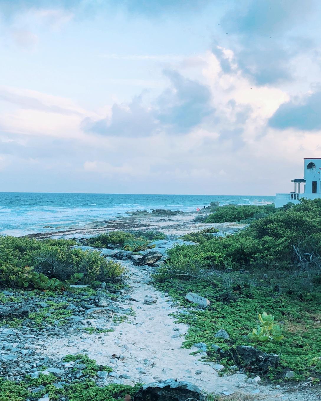 Beach Across
