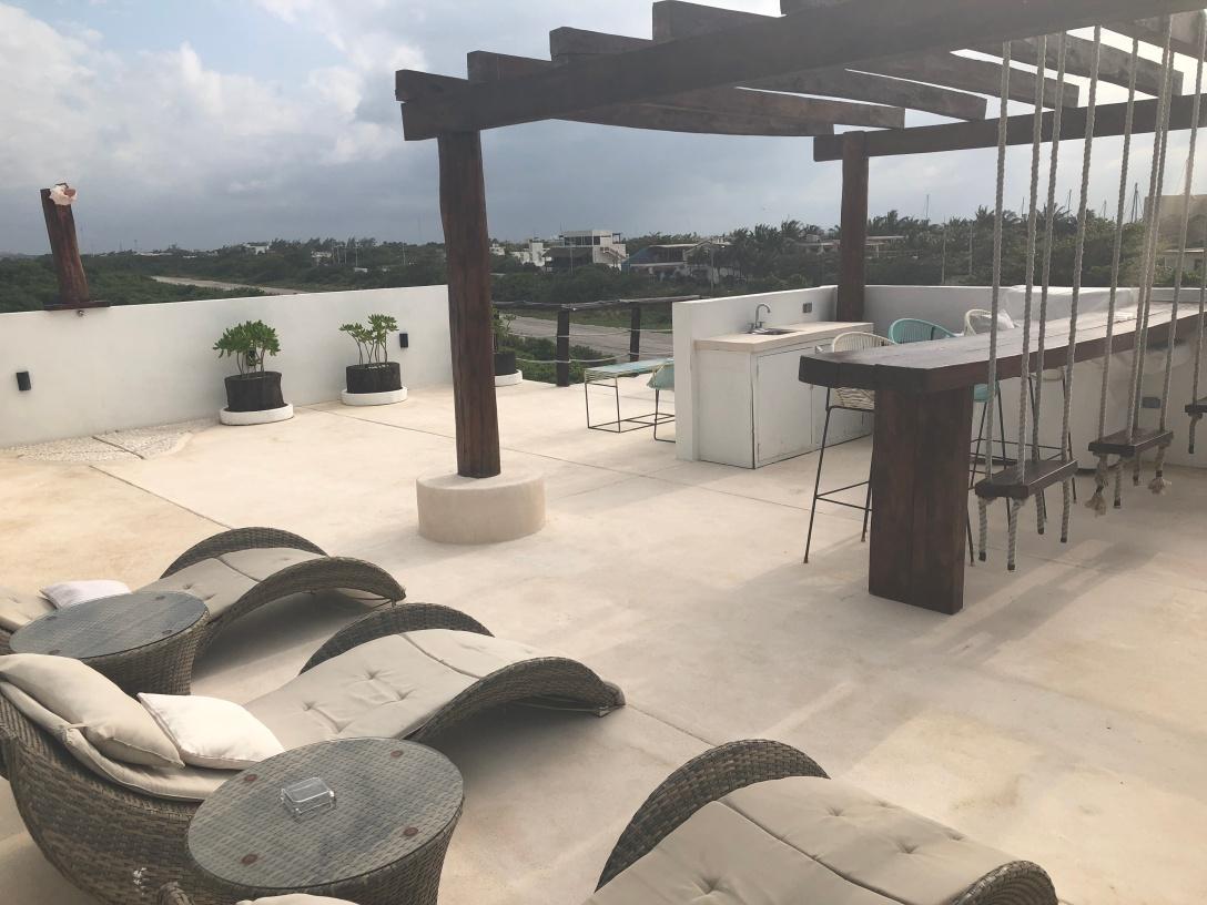Fantastic rooftop