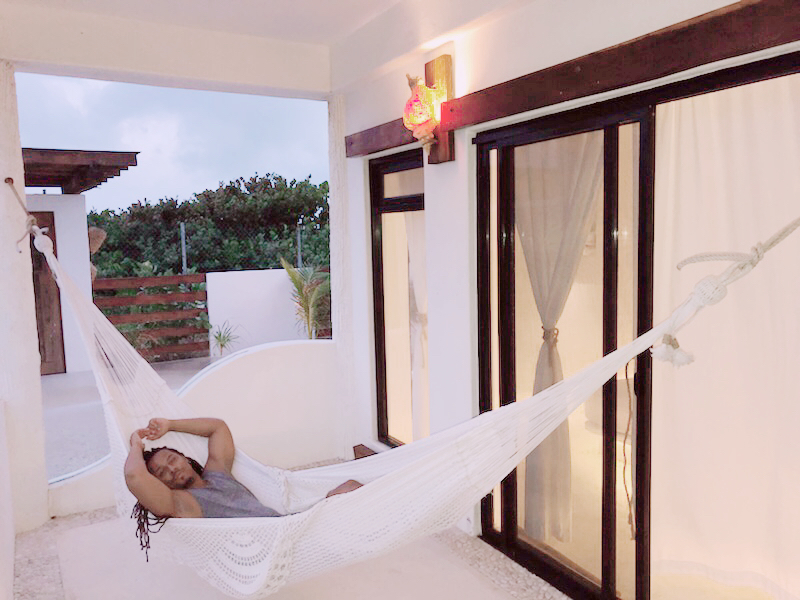Icaco hammock