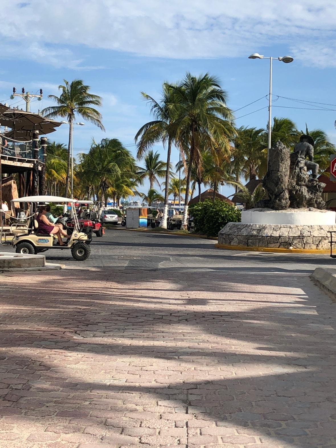 Mexico Cart