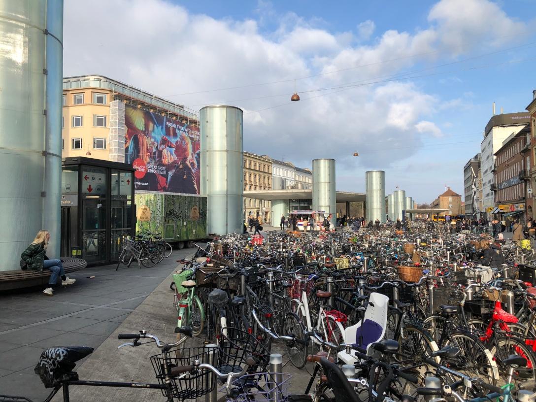 Cop Land of Bikes